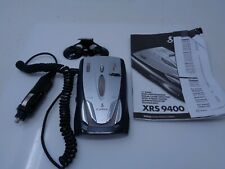 Cobra XRS-9400 Radar Detector 360 LASER 11 Band