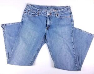 Lucky Brand Dungarees Wonder Jean Womans Size 10 / 30 Short Lucky You US Made