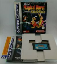 Disney's Magical Quest for Game Boy Advance GBA BOXED with PROTECTOR