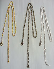 21-50 Jewellery Making Chains