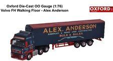 Oxford VOL01WF Volvo FH Walking Floor Alex Anderson New 1:76 Scale Offer