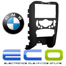 T1 Audio CT23BM02 Mini BMW R56 2007 - 2010 Double Din Facia Fascia Panel Black