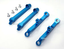 Alloy Front Tower Support Fit Hpi Baja 5B/5B Ss/5T Blue