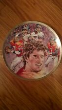 """John Elway """"Sports Impression"""" collector plate"""