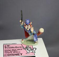 Goebel Vintage Figurine Jw Foulfellow Disney Collection Pinocchio 684-P Mini