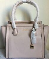 NWT MICHAEL KORS Mercer Studio Large EW Leather Tote Satchel Bag Original Packag