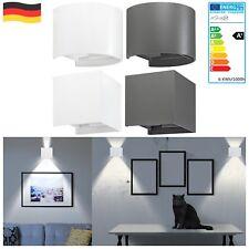 LED Wandleuchte Wandlampe | Innenraum Aussenraum | Fassade Wandstrahler Garten |