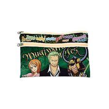 One Piece Anime Pencil Case