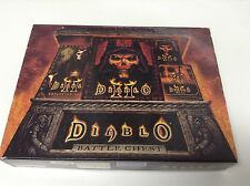 DIABLO II BATTLE CHEST . Cd-Rom España .. Envio Certificado ...Paypal