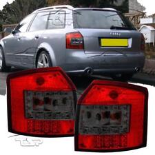 REAR TAIL LED LIGHTS RED-SMOKE FOR AUDI A4 B6 8E 00-04 AVANT LAMPS