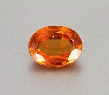 TOP HESSONITE : 2,02 Ct Natürlicher Hessonit Granat aus Ceylon