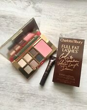 Estee Lauder Blush & Eyeshadow Palette & Charlotte Tilbury Full Fat Lashes