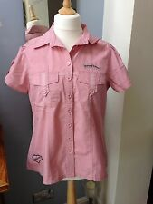 New Look Inspire Pink Shirt 16