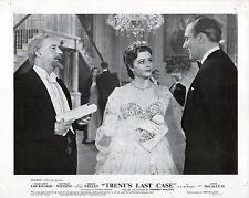 TRENT'S LAST CASE 1952 Margaret Lockwood, Orson Welles UK 10x8 LOBBY SET