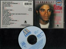 MICHAEL JACKSON + THE JACKSON 5 18 Greatest Hits CD MOTOWN One Day In Your Live