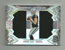 2016 Spectra  CONNOR COOK  Rising Rookie Materials  063/199