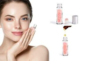 Rose Quartz Roll-On 10ml Bottle Multi-Use Natural Remedies Gift For Her *NEW*