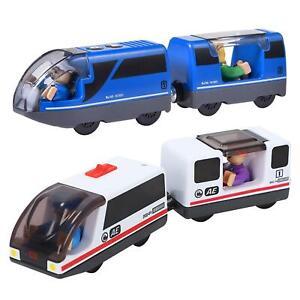 Elektrische Spielzeugeisenbahn Spielzeug Zug Schnellzug Eisenbahn Straßenbahn