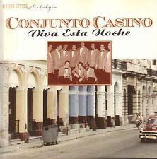 CONJUNTO CASINO - VIVA ESTA NOCHE (CUBAN NOSTALGIA CD)