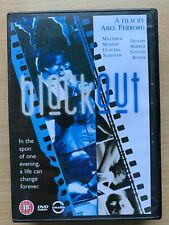 Blackout DVD 1995 Cult Movie with Dennis Hopper and Claudia Schiffer