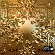 Watch the Throne [Deluxe Edition] [PA] [Digipak] by Jay-Z/Kanye West (CD, Aug-20