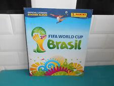 18.5.28.1 Album de foot football Fifa World cup Brazil 2014 coupe monde PANINI