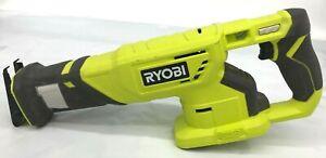 RYOBI ONE+ P519 18V LITHIUM CORDLESS RECIPROCATING SAW GR M