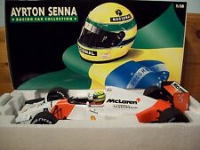 1/18 Ayrton Senna Mclaren Honda MP4/7 1992