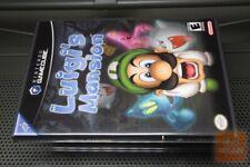 Luigi's Mansion 1st Print (GameCube 2001) COMPLETE! - EX!