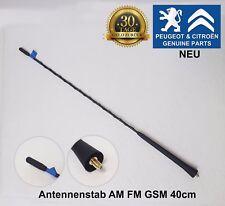Antenne Antennenstab Dach Radio Citroen C2 C3 C4 C5 Picasso Xsara AM FM GSM 40cm