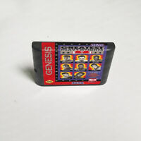 Greatest Heavyweights (1993) 16 bit Game Card Sega Genesis / Mega Drive System