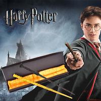 "Zauberstab Harry Potter Hermines Zauberstab mit Geschenk Box Cosplay Party 14"""