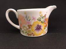 Wedgwood SUMMER BOUQUET Creamer 1/2 Cup (125ml)