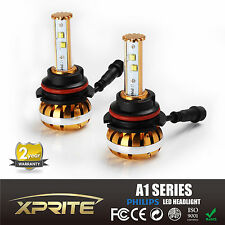 Xprite A1 Genuine Philips LED Headlight Conversion Kit 9004 HB1 High Low Beam