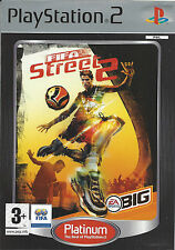 FIFA STREET 2 for Playstation 2 PS2 - with box & manual - PAL