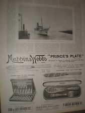 Photo article West Indian Line cargo ship Port Morant Avonmouth 1901 ref AY
