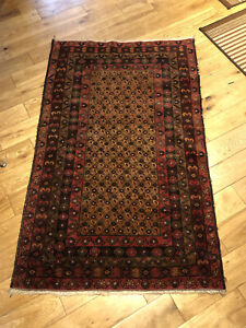Traditional Afghan Rug