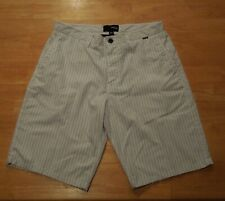 Hurley Mens Size 32 Striped Shorts