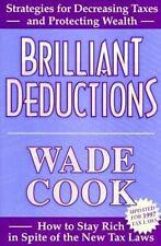 Brilliant Deductions, Cook, Wade B., Good Book