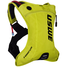 New USWE Outlander 2 Hydration Backpack Crazy Yellow - Motocross Enduro MTB