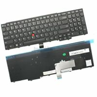 US Keyboard No Backlit Layout For IBM lenovo Thinkpad T550 T560 T540 T540P E531