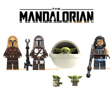 NEW Custom Baby Yoda Mini figure The Mandalorian Fits Star Wars Mini Fig Block