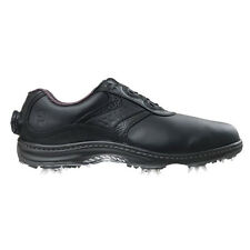 New Mens FootJoy FJ Contour Series Boa Golf Shoes 54171 Black Sz 11.5 M
