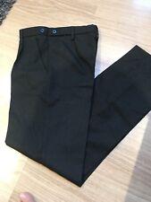John Lewis School Trouser Boys Grey Age 16 30 Waist Regular Leg New