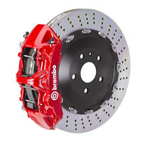 Brembo GT BBK for 15-19 Macan S | Front 6pot Red 1N1.9534A2