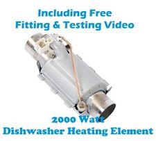 AEG Lave-vaisselle Flux par élément chauffant 2000 W