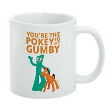 You're The Pokey To My Gumby Best Friends White Mug
