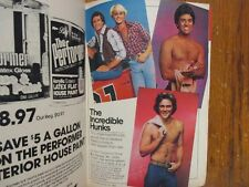 1980 TV Guide(TOM WOPAT/GREG EVIGAN/B J AND THE BEAR/JOAN  HACKETT/ERIK  ESTRADA