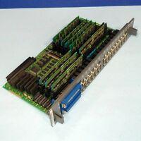 FANUC ROBOTICS CONTROL PCB BOARD A16B-2200-0853/06B W/ DAUGHTER BOARDS *PZB*