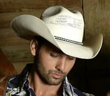 New Rodeo Round-Up CORSICANA 20X Bangora Western Cowboy Hat Bullhide MonteCarlo
